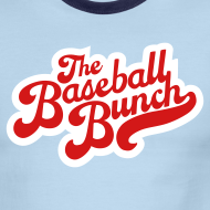 Design ~ The Baseball Bunch 2-Color Retro Ringer T-Shirt