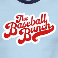 Design ~ The Baseball Bunch 2-Color Retro Ringer T-Shirt