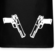 Design ~ UNKNOWN PISTOL TEE