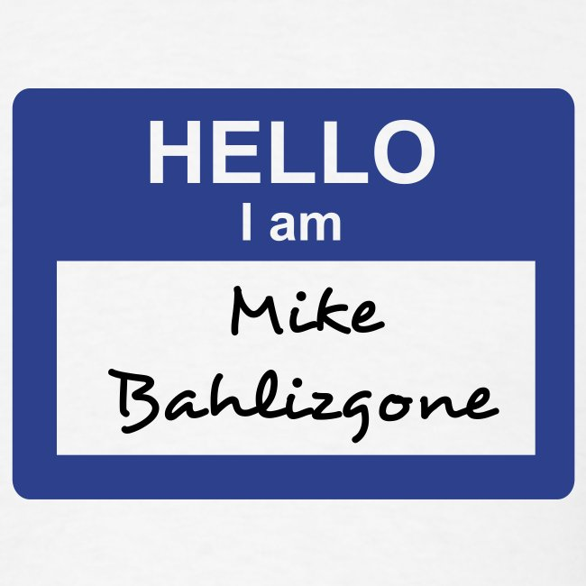 Mike Bahlizgone