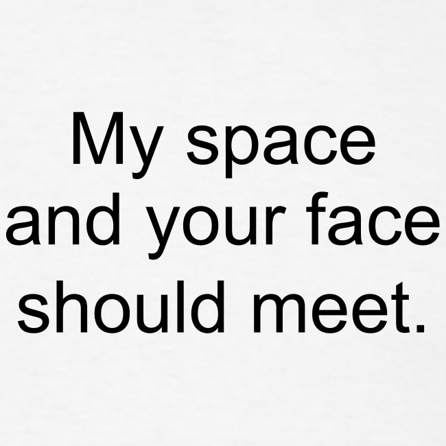 My space your face meet