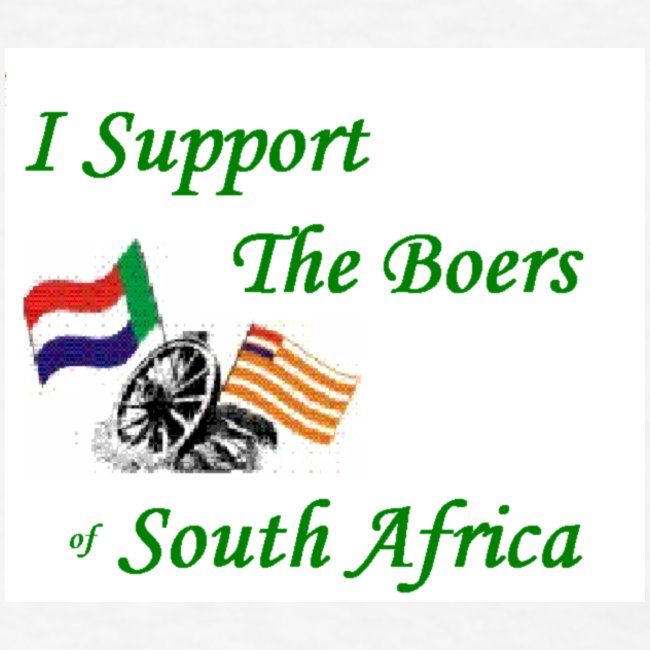 I Support the Boers