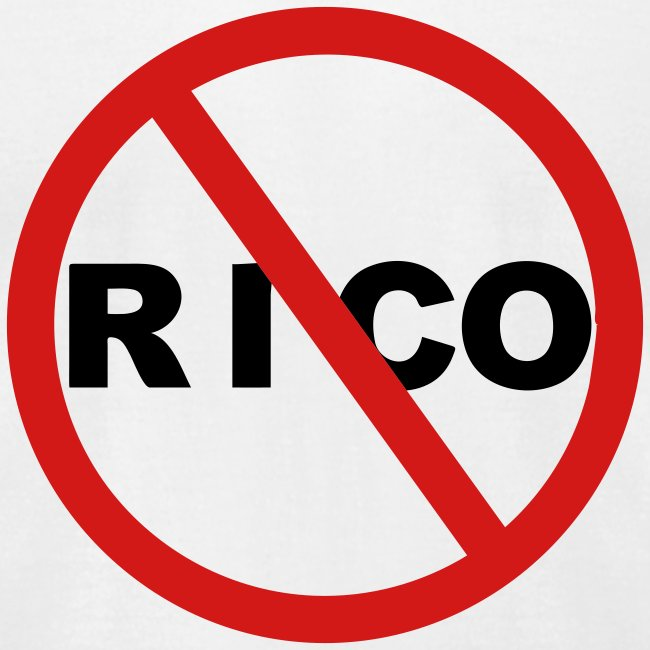 No Rico! (White)