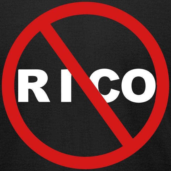 No Rico! (Black)