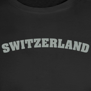 Black Switzerland Men - Men's Long Sleeve T-Shirt