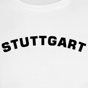 White Stuttgart Men - Men's Long Sleeve T-Shirt