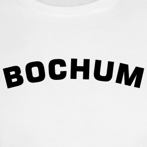 White Bochum Men - Men's Long Sleeve T-Shirt