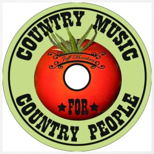 Country Music For Country People T-Shirt - Men's T-Shirt