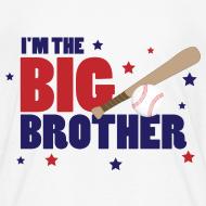 Design ~ I'm the Big Brother Baseball