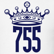 Design ~ Home Run King Tee