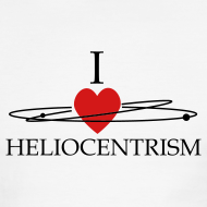 Design ~ Heliocentrism for dudes