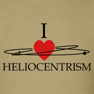 Design ~ Heliocentrism for everybody