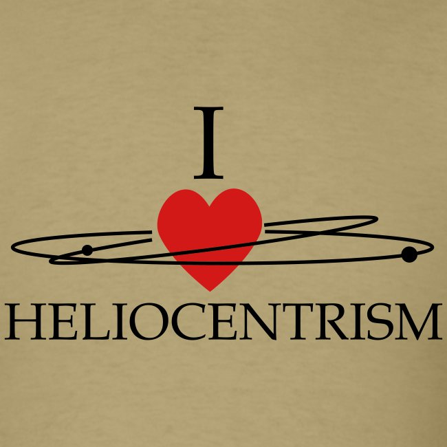 Heliocentrism for everybody