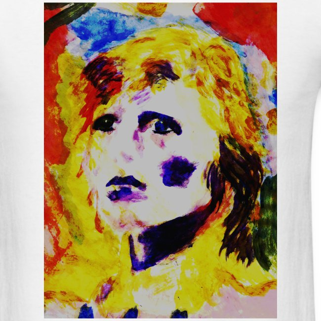 T-Shirt, picture on front