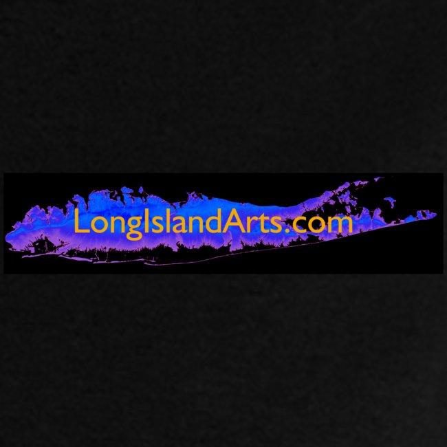 LongIslandArts.com logo T-Shirt