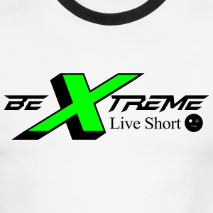 Be Xtreme - Men's Ringer T-Shirt