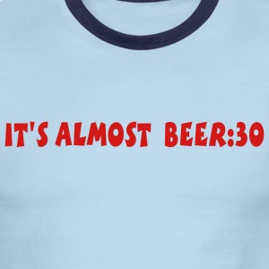 Beer:30 - Men's Ringer T-Shirt