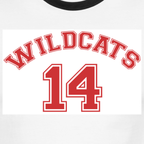 Design ~ MUSICAL WILDCATS - HIGH SCHOOL COSTUME