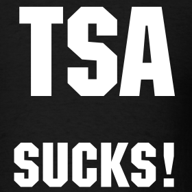 Design ~ TSA Sucks!