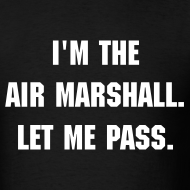 Design ~ I'm the Air Marshall...