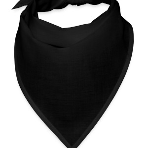 Black My Boo Heart Me Men - Bandana