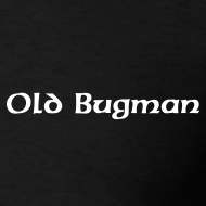 Design ~ OldBugman shirt