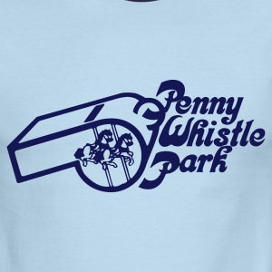 Penny Whistle Park - Men's Ringer T-Shirt