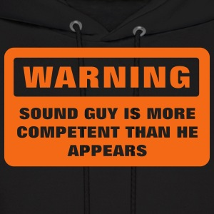 Warning - More Competent