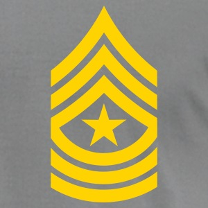 Slate Sergeant Major Men - Men's T-Shirt by American Apparel