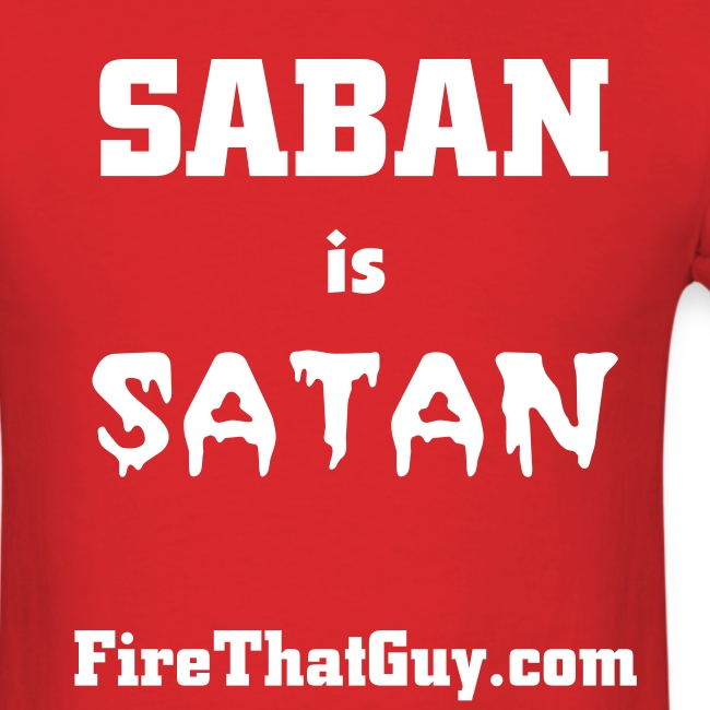 SABAN IS SATAN
