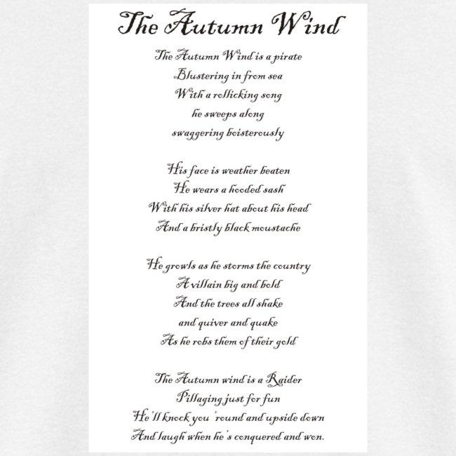 Autumn Wind white