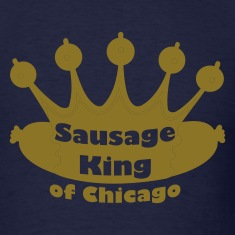 Sausage King Metallic Gold