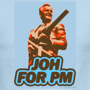 Joh For PM! - Men's Ringer T-Shirt