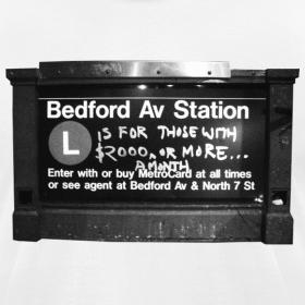 Design ~ Bedford Ave. Station