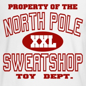 North Pole Sweatshop - Men's Long Sleeve T-Shirt