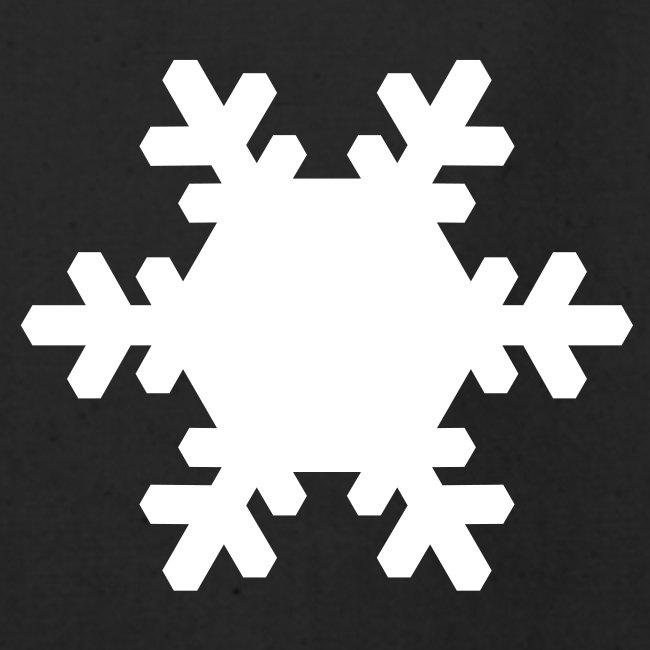 * Snow Flake Tote