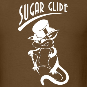Brown Sugar Glide Men - Men's T-Shirt