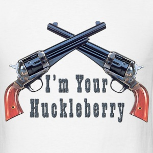 Huckleberry Blue - Men's T-Shirt