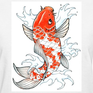Koi - Women's T-Shirt