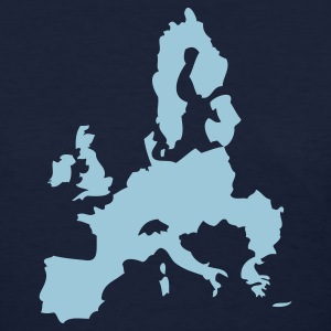 Navy Europe - European Union Women - Women's T-Shirt
