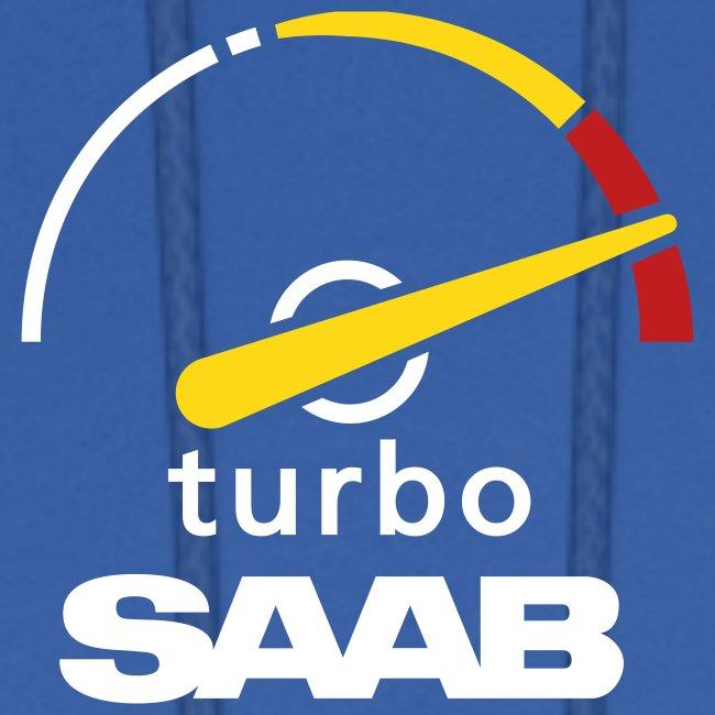 Saab Turbo Gauge  with hood