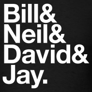Design ~ Bill & Neil & David & Jay