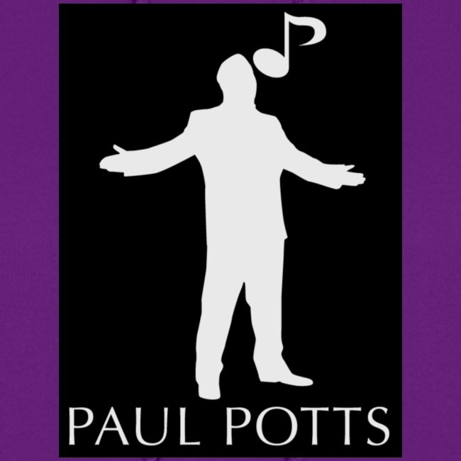 Paul Potts silhouette sweatshirt