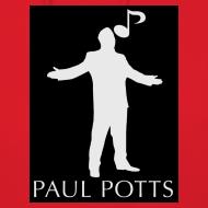 Design ~ Paul Potts silhouette sweatshirt