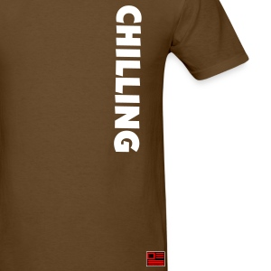 CHILLING - Men's T-Shirt