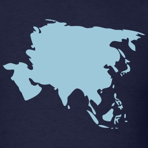Navy Asia Men - Men's T-Shirt