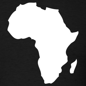 Black Africa Men - Men's T-Shirt