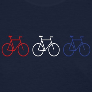 Navy Dutch Bikes Women - Women's T-Shirt