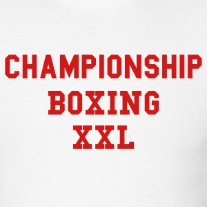 CHAMPIONSHIP BOXING - Men's T-Shirt