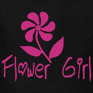 Black Flower Girl Kids & Baby - Kids' T-Shirt